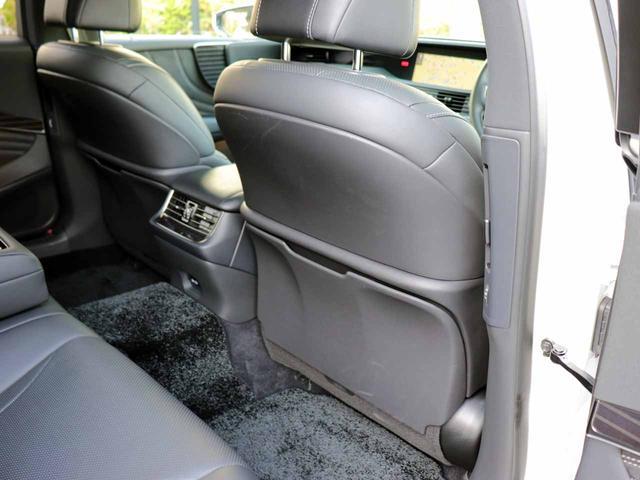 LS500h Iパッケージ ワンオーナー OP20インチAW レクサスセーフティ+A ブラインドスポットモニター カラーヘッドアップディスプレイ 黒本革シート(46枚目)