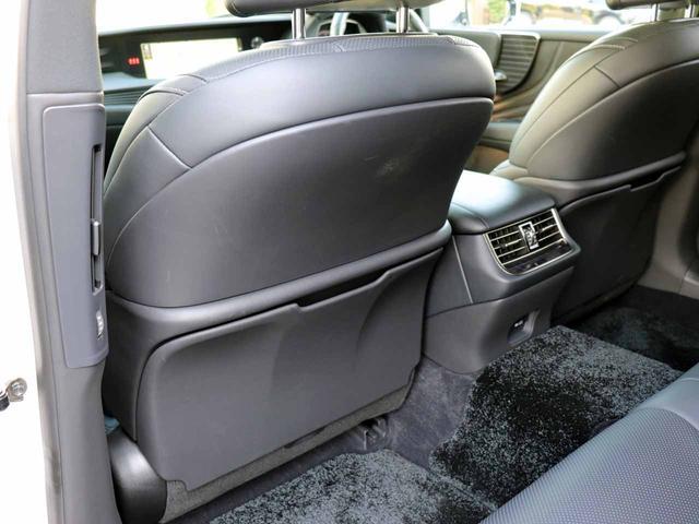 LS500h Iパッケージ ワンオーナー OP20インチAW レクサスセーフティ+A ブラインドスポットモニター カラーヘッドアップディスプレイ 黒本革シート(48枚目)