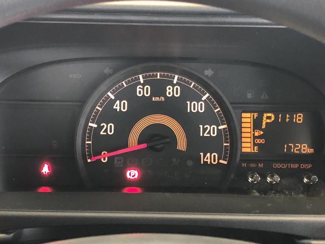 現在の走行距離です。社用車として使用しました。