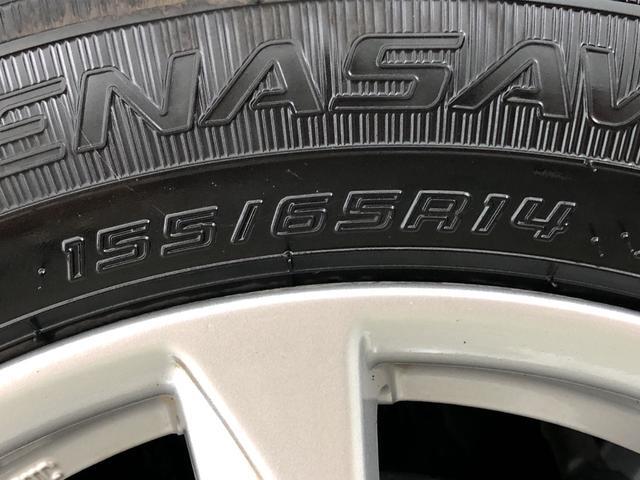 タイヤのサイズです