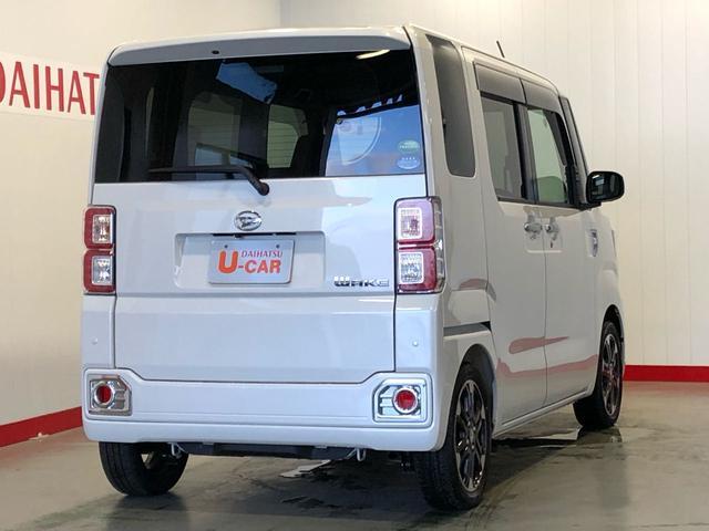 ・認定U-CARならご購入から1年間の保証付き、年式などにより認定無の場合でも6ケ月または5000キロ、もしくは3ヶ月3000キロの保証付きでお渡しします。