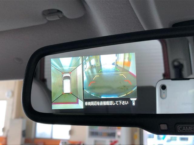 G セーフティパッケージ 左側パワースライドドア スマートキー アイドリングストップ 全方位カメラ オートエアコン 純正CDオーディオ 衝突被害軽減システム 横滑り防止機構(9枚目)