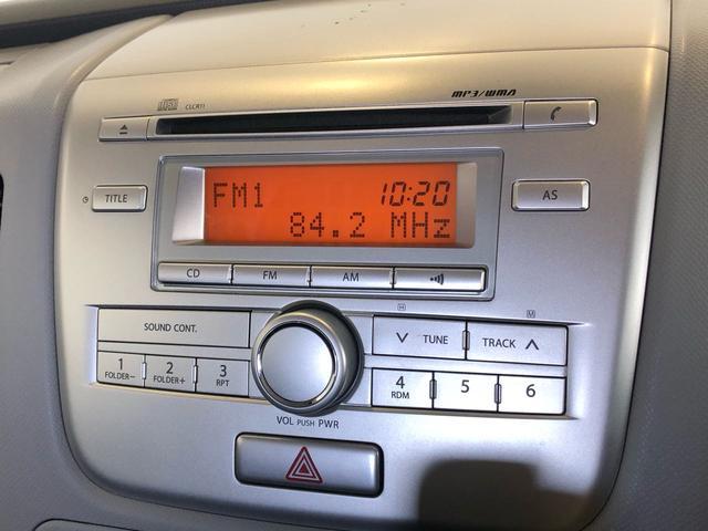 XG 純正CDオーディオ キーレスエントリー 電動格納式ドアミラー 助手席シートアンダーボックス(17枚目)