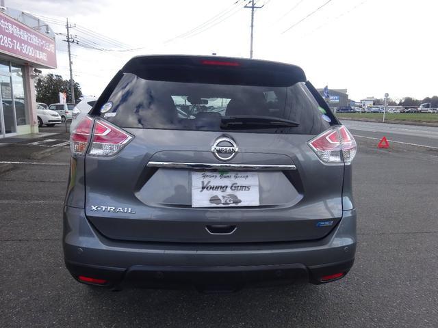 「日産」「エクストレイル」「SUV・クロカン」「栃木県」の中古車7