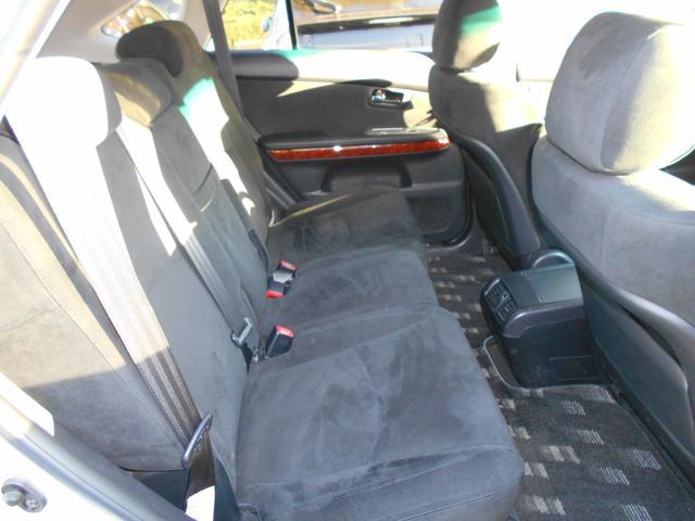 トヨタ ハリアー 240G Lパッケージプライムセレクション 純正HDDナビ