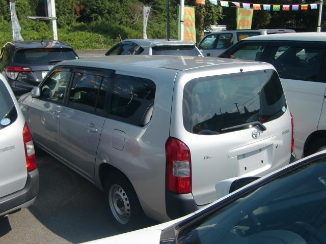 トヨタ プロボックスバン GL メモリーナビ キーレス CD フル装備 少走行