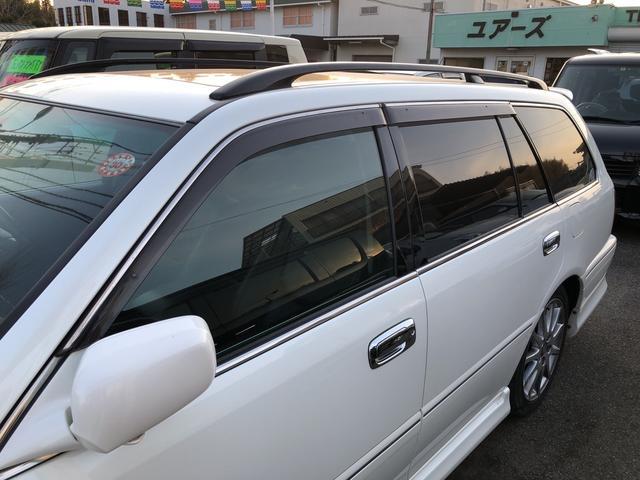「トヨタ」「クラウンエステート」「ステーションワゴン」「茨城県」の中古車18