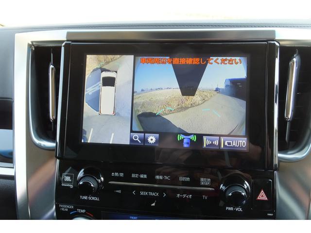 パノラマビューモニターで車両周りの安全を確認できます♪