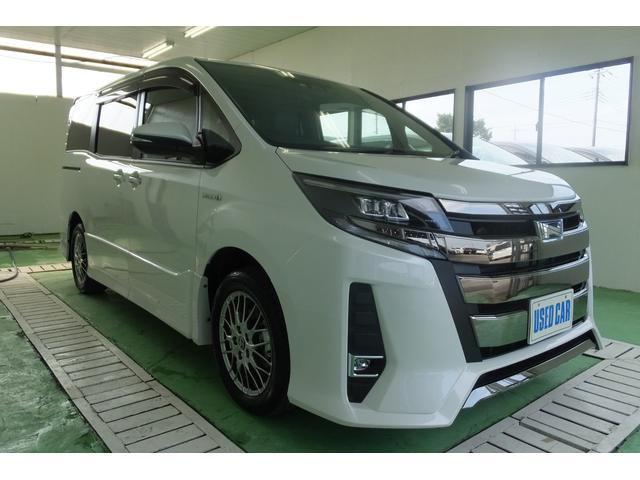 「トヨタ」「ノア」「ミニバン・ワンボックス」「栃木県」の中古車6