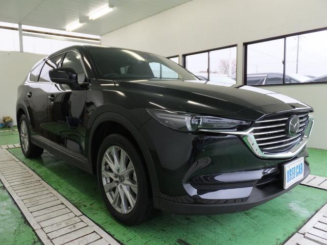 「マツダ」「CX-8」「SUV・クロカン」「栃木県」の中古車6
