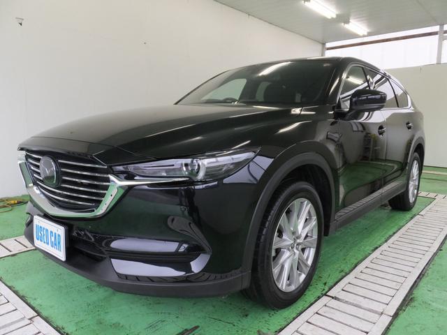 「マツダ」「CX-8」「SUV・クロカン」「栃木県」の中古車7