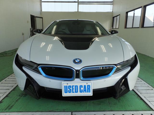BMW i8 (I12) フルタイム4WD