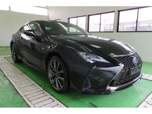 「レクサス」「RC」「クーペ」「栃木県」の中古車6