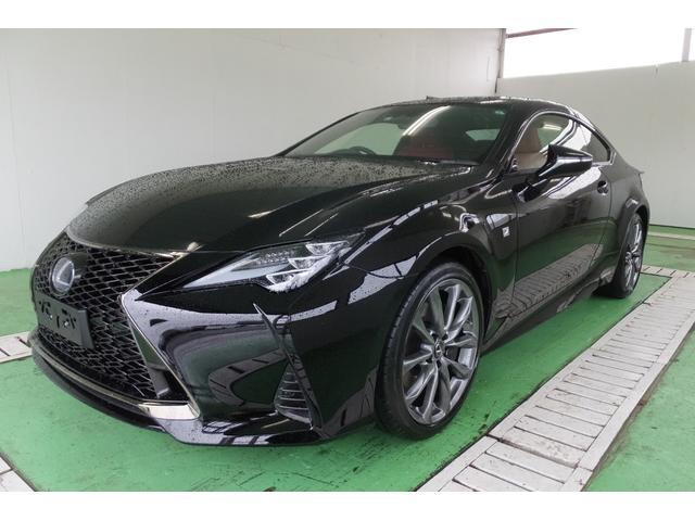 「レクサス」「RC」「クーペ」「栃木県」の中古車7