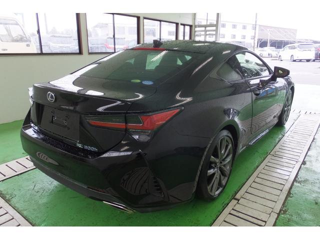 「レクサス」「RC」「クーペ」「栃木県」の中古車8