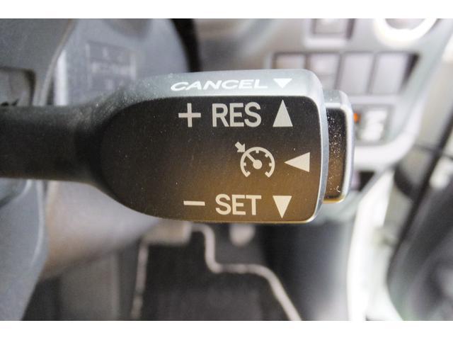 ☆クルーズコントロール 車の速度を記憶させるだけけで自動的に設定速度を維持します。高速道路などで大活躍!