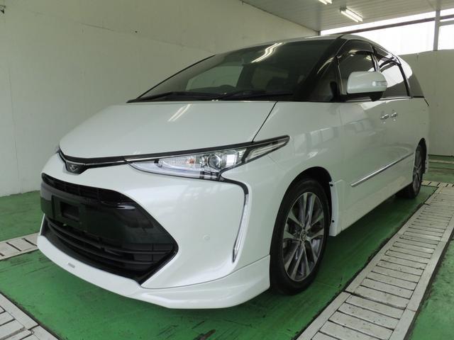 Toyota Sahety Sense/レーンディパーチャーアラーム