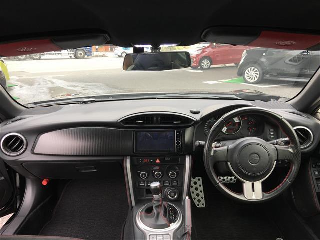 トヨタ 86 GT リミテッド HDDナビ フルセグTV Bカメラ ETC