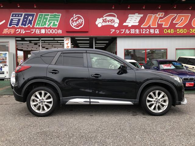 「マツダ」「CX-5」「SUV・クロカン」「埼玉県」の中古車4