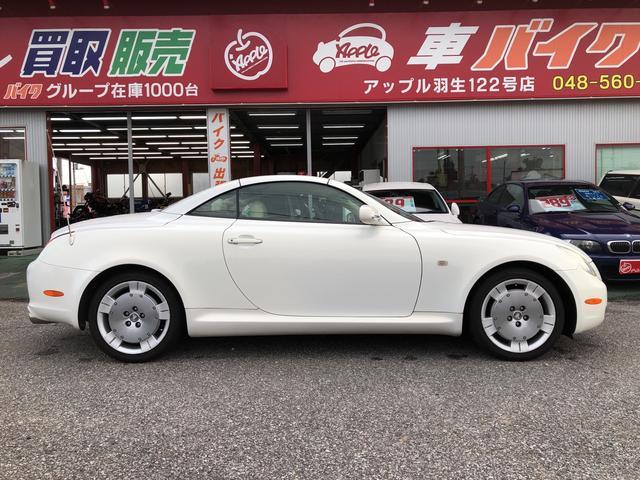「トヨタ」「ソアラ」「オープンカー」「埼玉県」の中古車4