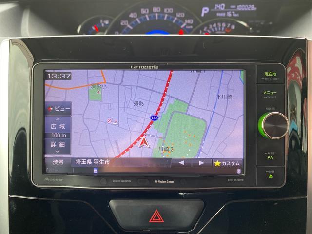 カスタムX SA ・両側パワースライドドア・カロッツェリアナビ・バックモニター・ETC・インパネシフト・オートエアコン・スマートキー・純正14インチAW(16枚目)
