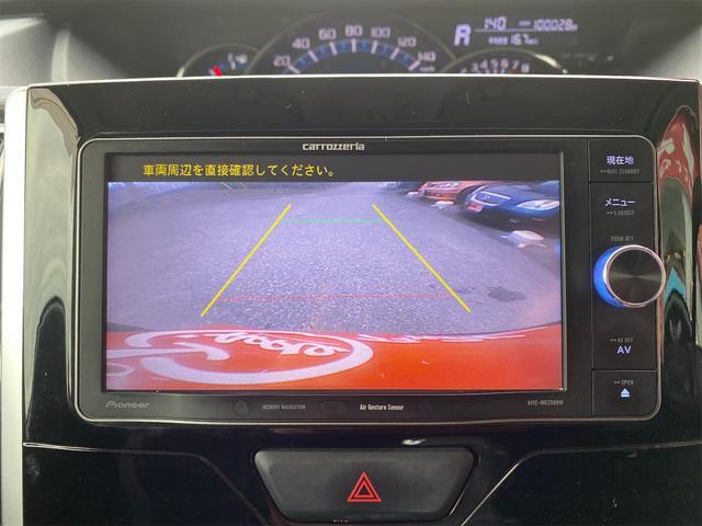 カスタムX SA ・両側パワースライドドア・カロッツェリアナビ・バックモニター・ETC・インパネシフト・オートエアコン・スマートキー・純正14インチAW(17枚目)