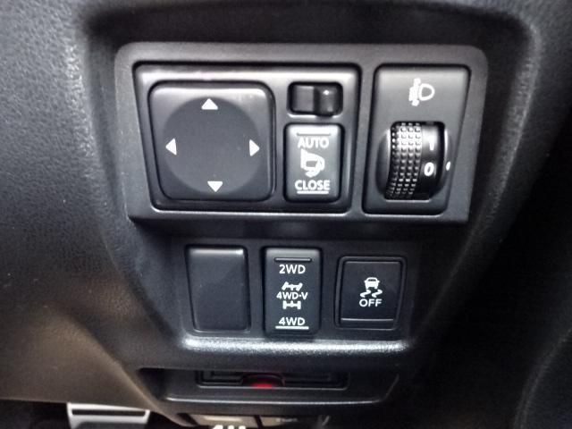日産 ジューク 16GT FOUR ターボ4WD メモリナビフルセグ、ETC