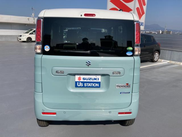 HYBRID X 2型 セーフティサポート 試乗車(12枚目)