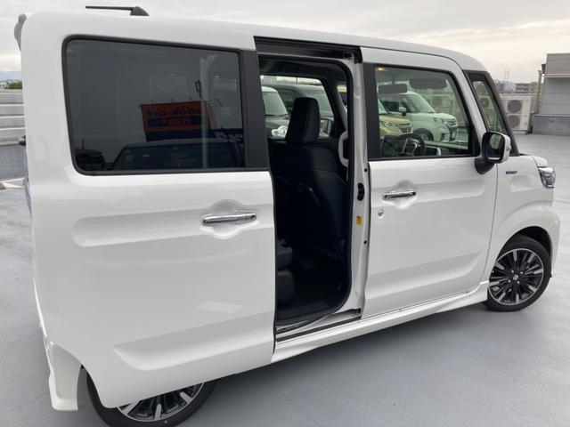 カスタム HYBRID XSターボ 2型 試乗車 サポカー(16枚目)