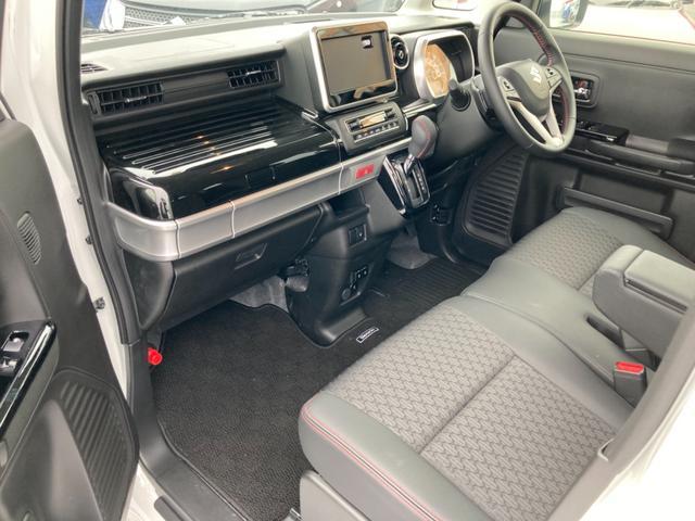 カスタム HYBRID XSターボ 2型 試乗車 サポカー(18枚目)