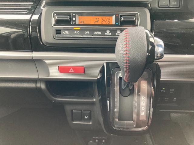 カスタム HYBRID XSターボ 2型 試乗車 サポカー(27枚目)