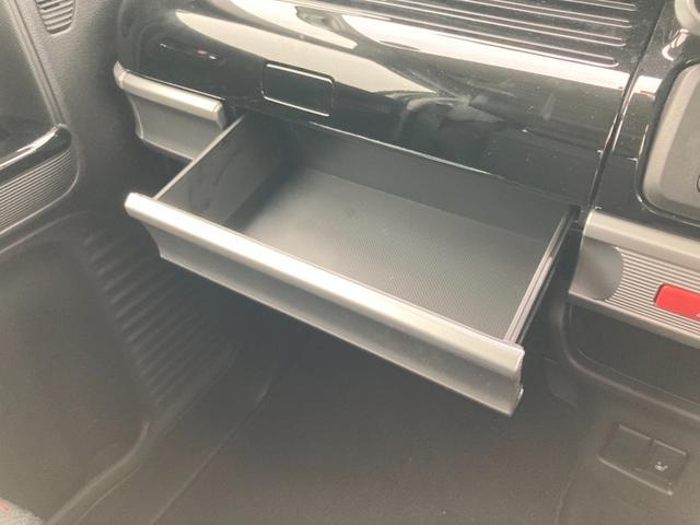 カスタム HYBRID XSターボ 2型 試乗車 サポカー(33枚目)