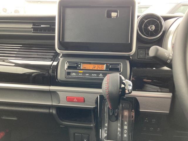 カスタム HYBRID XSターボ 2型 試乗車 サポカー(56枚目)