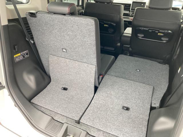 カスタム HYBRID XSターボ 2型 試乗車 サポカー(62枚目)