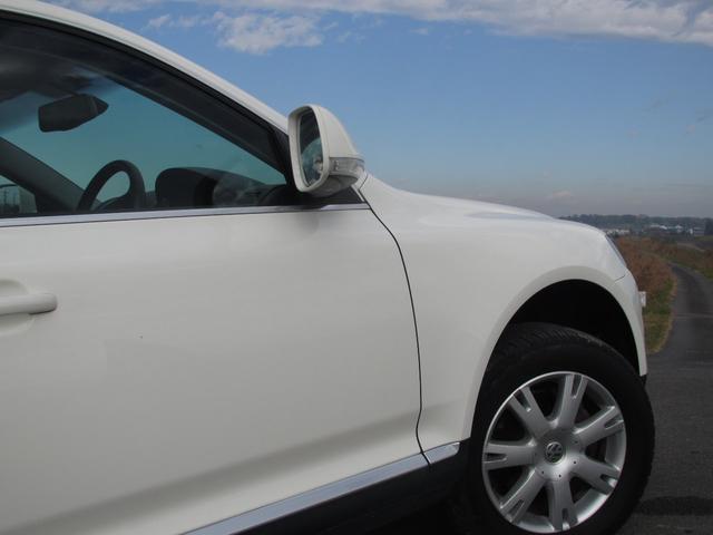 フォルクスワーゲン VW トゥアレグ V6 DOHC280馬力 6速AT HDDナビ バックカメラ