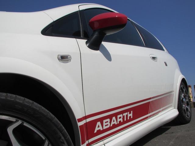 アバルト アバルト アバルトプントエヴォ アバルトターボ 左ハンドル6速マニュアル ディーラー車