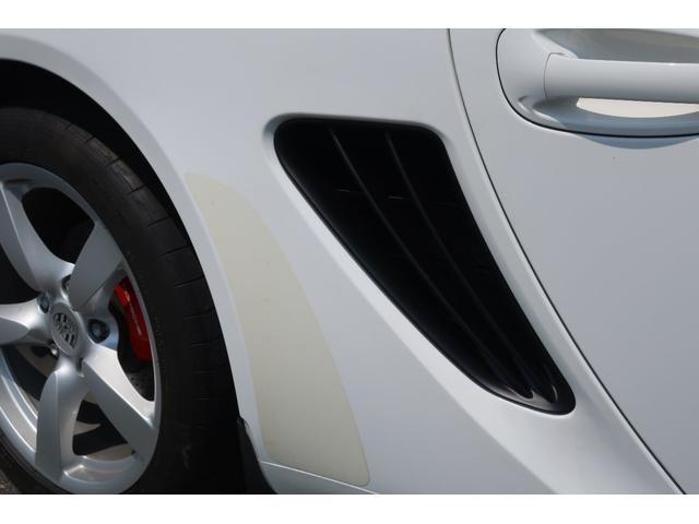 ポルシェ ポルシェ ケイマン S スポーツクロノ 6速マニュアル 左ハンドル PSM