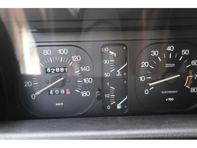 アバルト JAXディーラー車 ATSアルミ アバルトタイプ・ニューマフラー スパルコステアリング レカロシート ウエーバーキャブレター ニューディスクローター 永井電子プラグコード 車検・令和4年8月(33枚目)