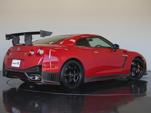 日産 GT-R ニスモ N Attack Package NISMOスポリセ