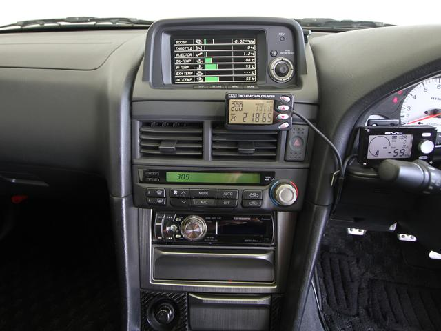 GT-R VスペックII 禁煙車 ワンオーナー BBSアルミ(10枚目)