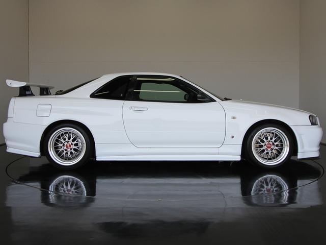 GT-R VスペックII 禁煙車 ワンオーナー BBSアルミ(15枚目)