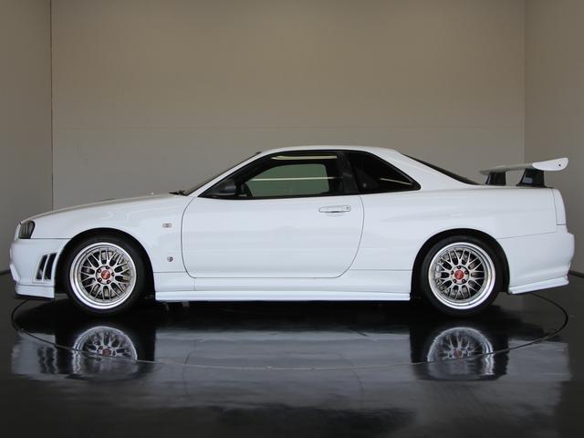 GT-R VスペックII 禁煙車 ワンオーナー BBSアルミ(16枚目)