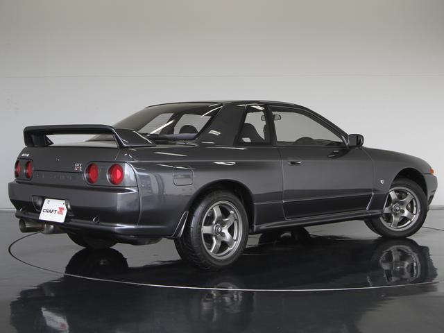 GT-R 最終年式 純正アルミホイール 純正フロアマット(2枚目)