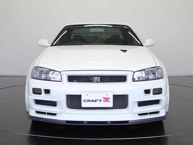 GT-R VスペックII ニュル 初年度登録H14年8月(3枚目)