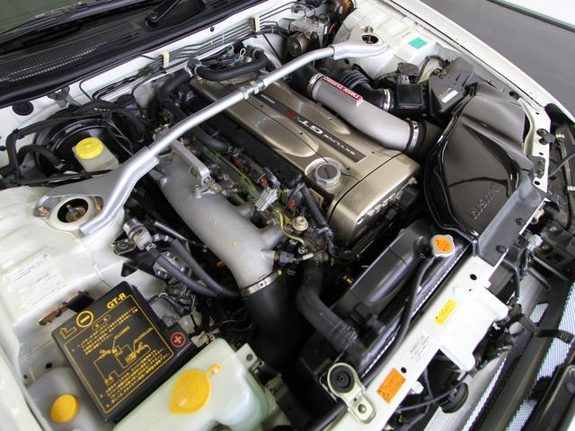 GT-R VスペックII ニュル 初年度登録H14年8月(20枚目)
