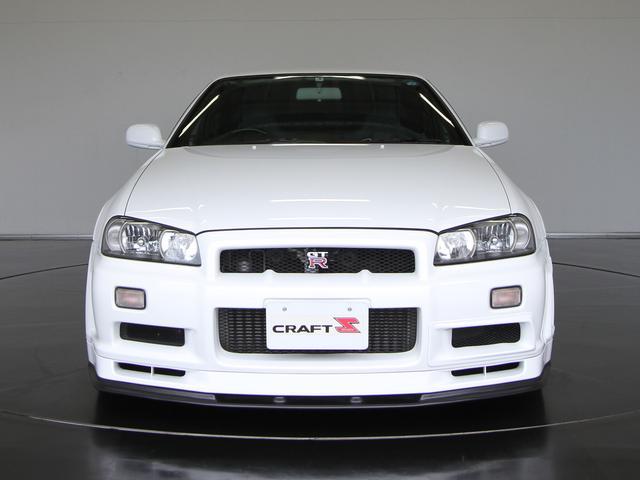 GT-R Vスペック 禁煙車 NISMO S1エンジン(3枚目)