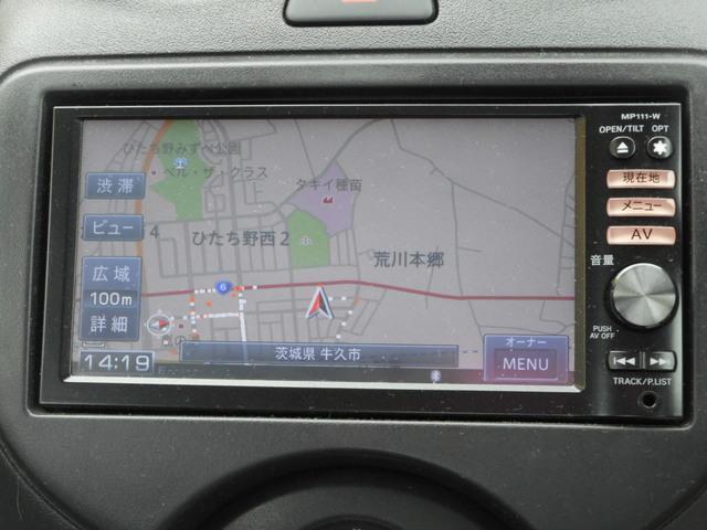 日産 マーチ 12X 純正ナビTV ETC アイドリングS