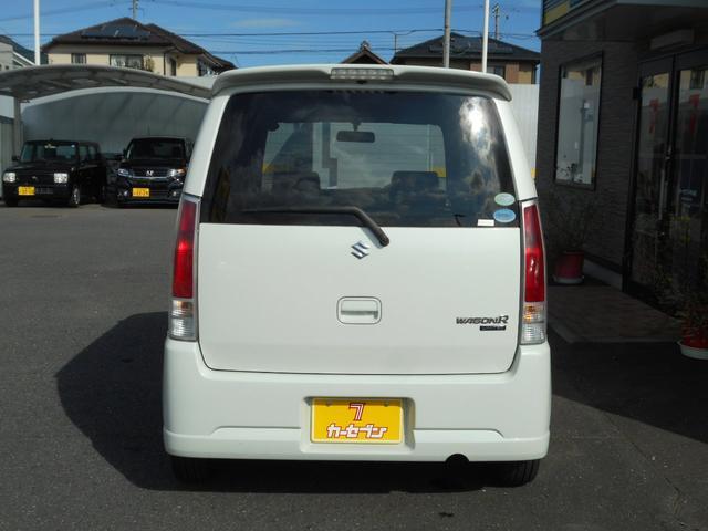 スズキ ワゴンR FX-Sリミテッド 純正CD/MD キーレス 禁煙車