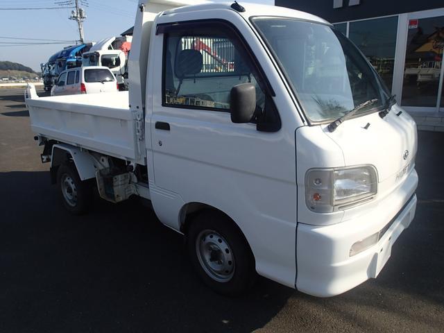 06129 軽PTOダンプ 4WD 極東製(4枚目)