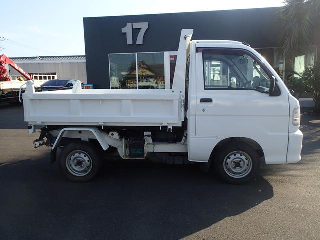 06129 軽PTOダンプ 4WD 極東製(5枚目)